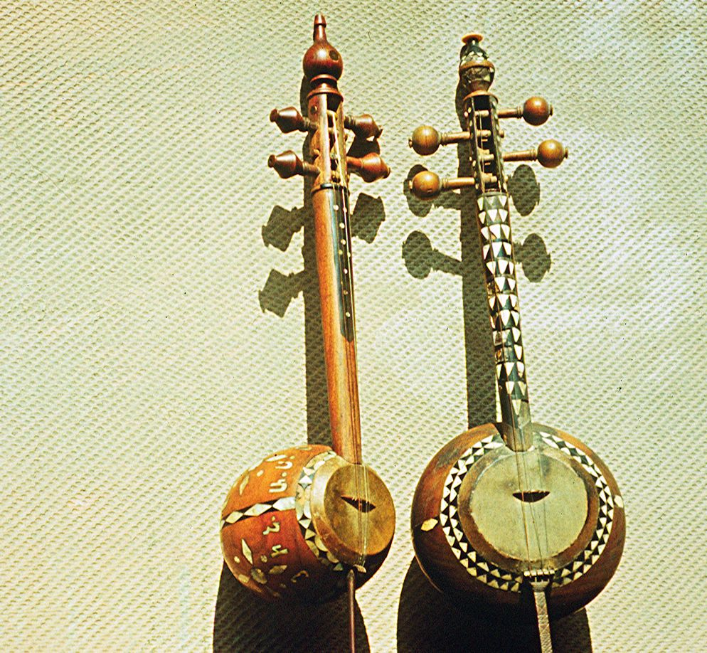 Kamancha, various Sizes. Photo: Gulbenkian Foundation Archive