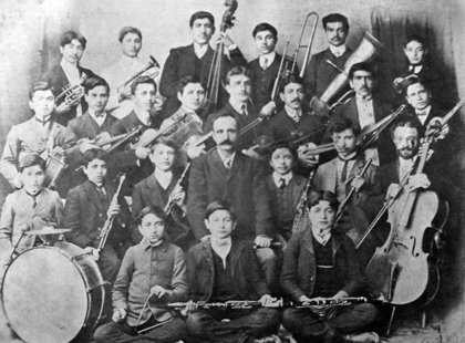 "The musical band ""Euphrates"""