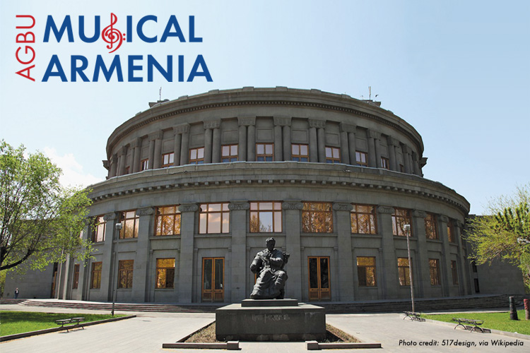 AGBU Musical Armenia Program