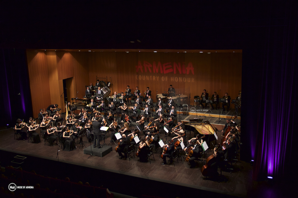 State Youth Orchestra of Armenia | © Music of Armenia