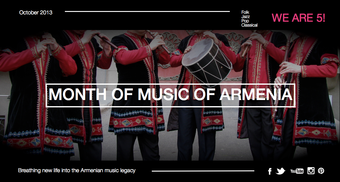 Month of Music of Armenia