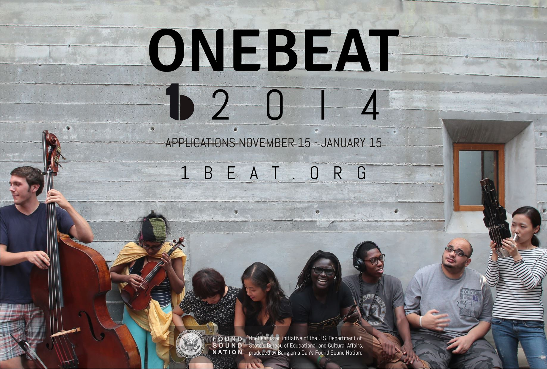 US Embassy OneBeat Music Exchange Program